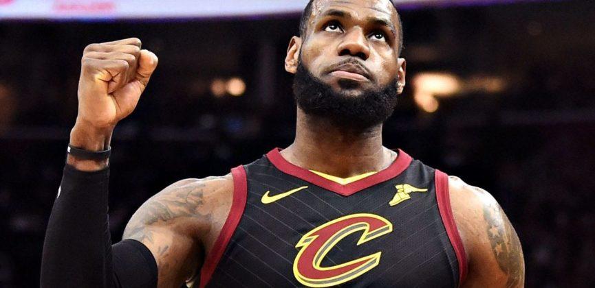 "Take Five: LeBron James, The Toronto Raptors, ""Coming at The King"""