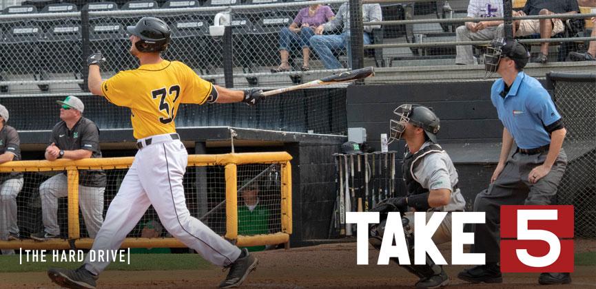 Take Five: Spring Swing
